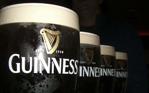 Guinness Storehouse i Dublin
