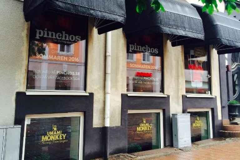 Information om en eller flera restauranger/barer i Växjö